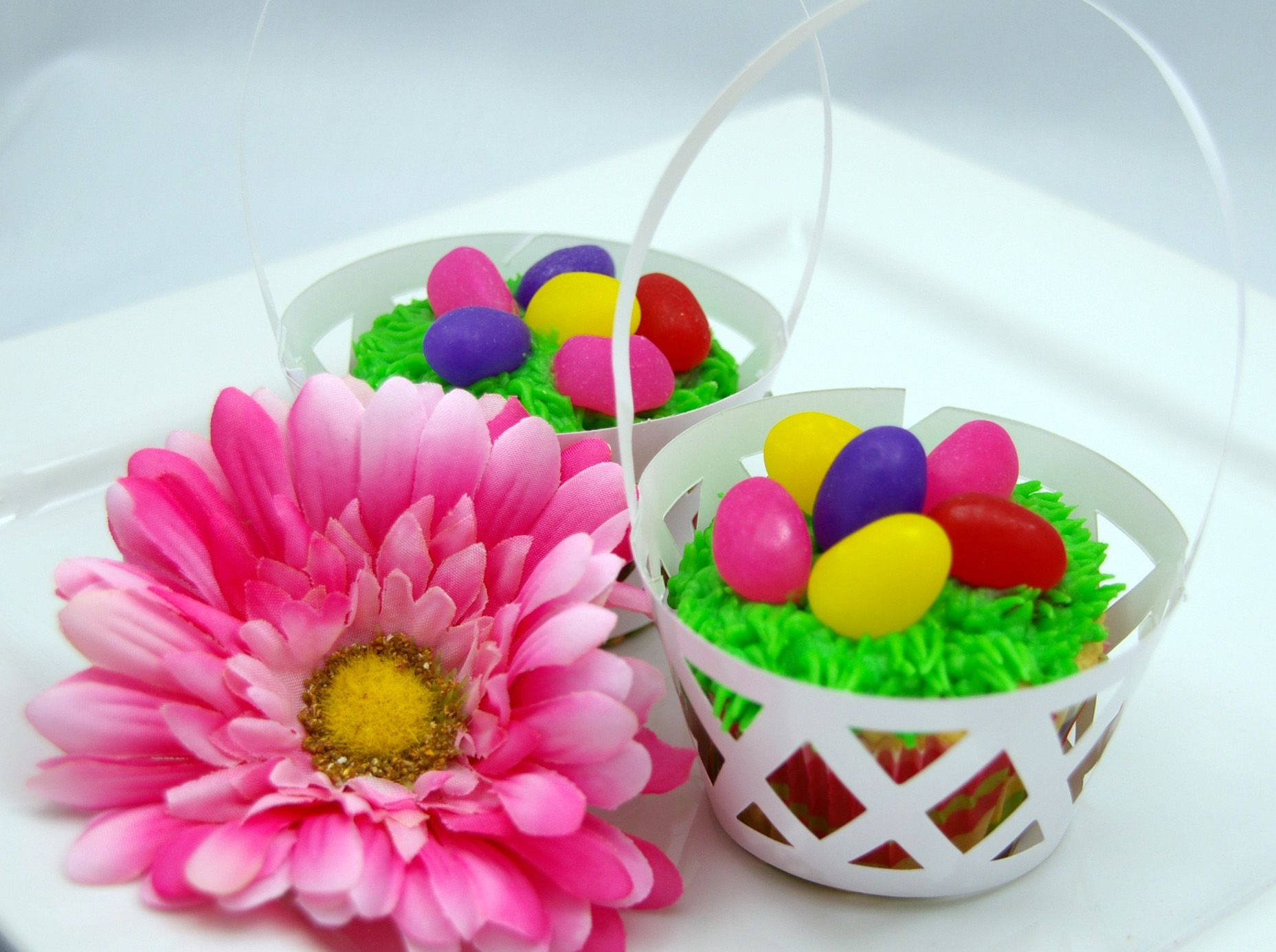 Easter cupcakes from windells chocolates in london