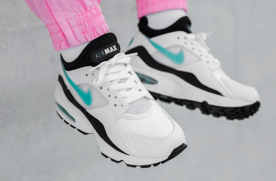 Get Ready For The Nike Air Max 93 OG Dusty Cactus • KicksOnFire.com