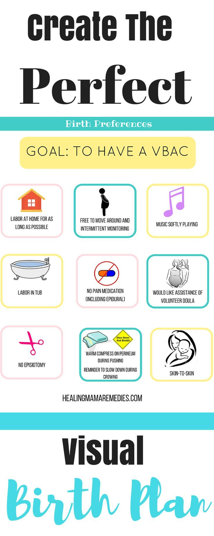 visual birth plan creating the perfect supportive blogging group pinterest labour birth and pregnancy