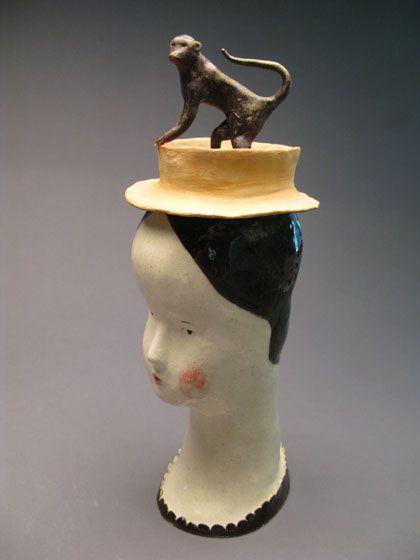 Bonnie Marie Smith Ceramic Sculpture Sculpture Ceramic Art