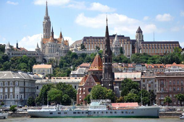 The capital of Hungary