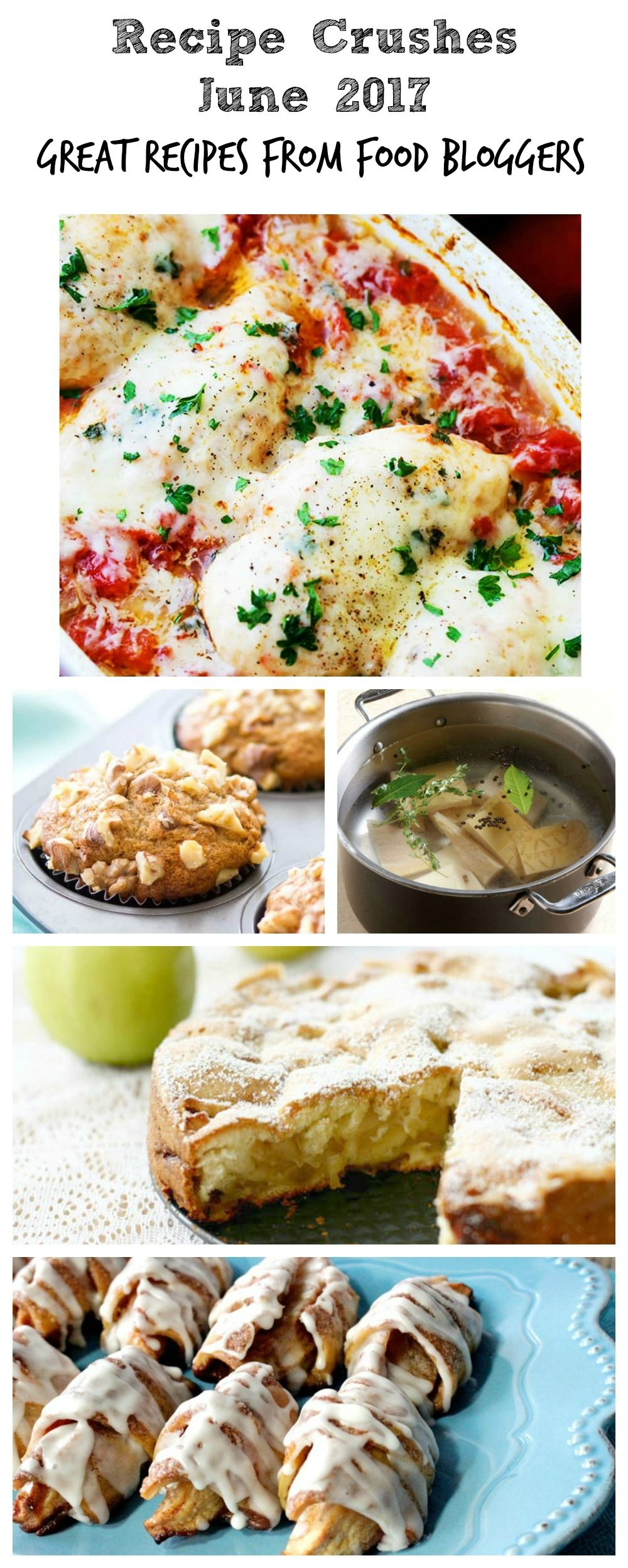 Recipe crushes great recipes from food bloggers around the web recipe crushes great recipes from food bloggers around the web for june 2017 forumfinder Images