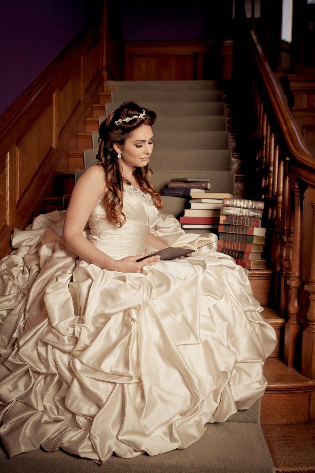 Beauty the beast wedding inspiration princess series