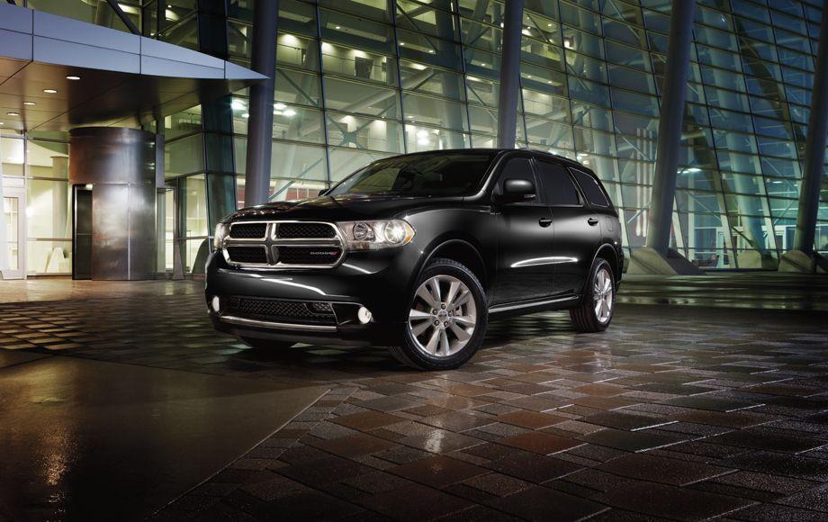 2012 Durango 4x4 SUV with Hemi, Build & Price Your AWD