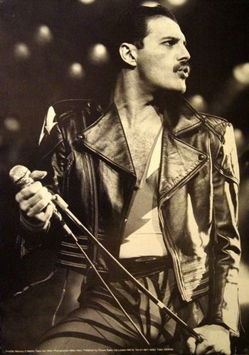 Queen Photo: Freddie