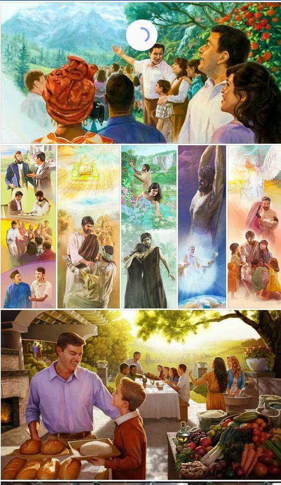Pin på Jehovahs Witnesses