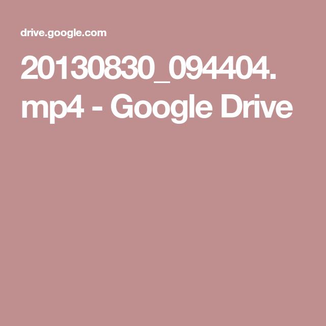 20130830_094404 mp4 - Google Drive | Willie's Board | Logos