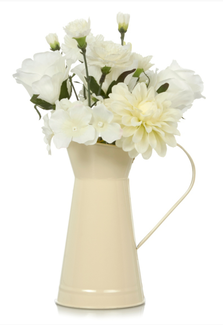 George Home Country Flowers in Jug £12.00 Give your home a country ...