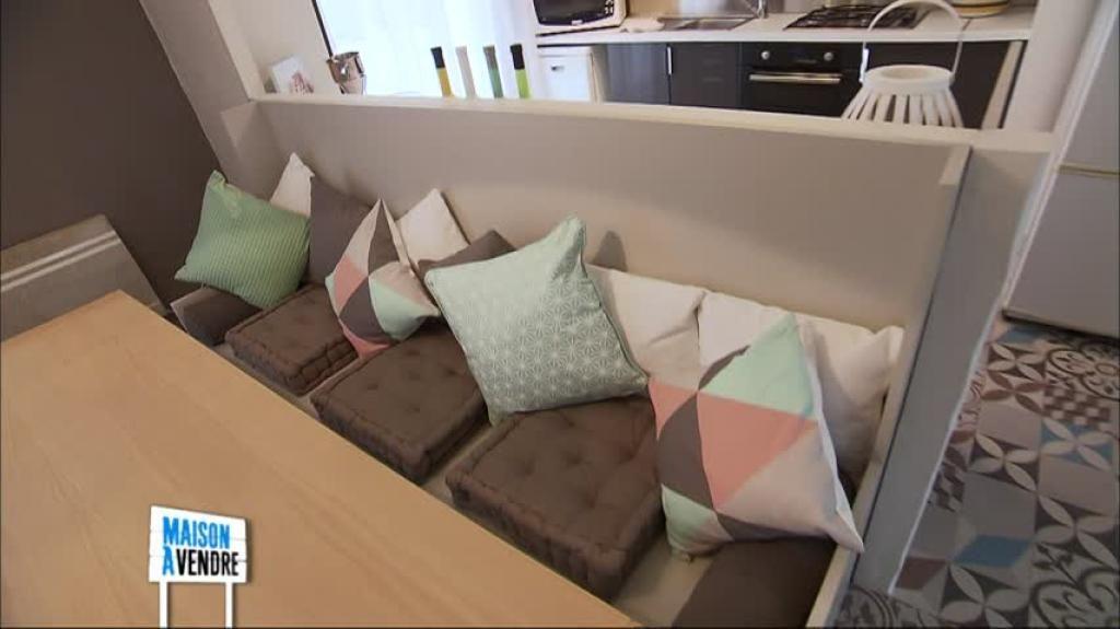 Chez Sonia et Charlie, Emmanuelle Rivassoux souhaite créer une table - creer sa cuisine en d gratuit