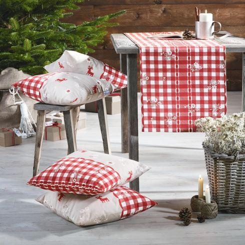 Kettler Textilset Hirsch 5-teilig - Kissen - Wohntextilien - Produkte