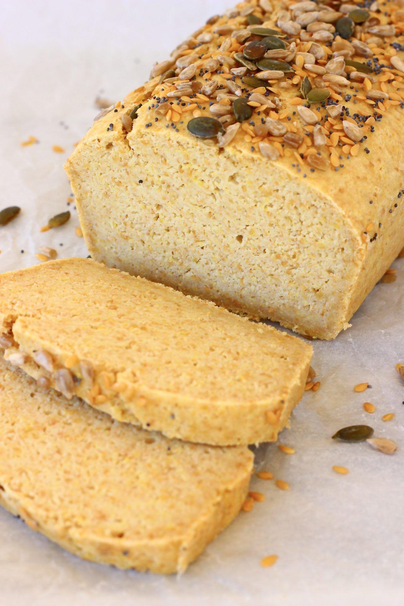 30 GlutenFree Vegan Bread Recipes en 2020 Panes