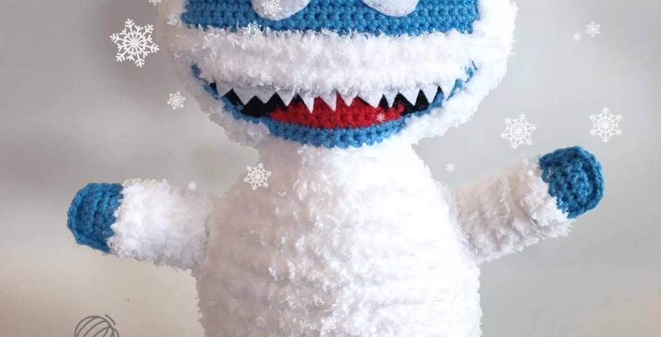 Bumble the Abominable Snowman Free Crochet Pattern | crochet ...