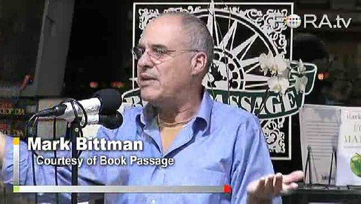 Scrap the Tofu: Mark Bittman on Less-MeatarianismBook Passage - Book PassageMark Bittman talks about Food Matters: A Guide To Conscious Eating with More Than 75 Recipes.From the award-winning guru of culinary simplicity and author of the bestselling How to Cook Everything and How to Cook Everything Vegetarian comes a plan for responsible eating that's as good for the planet as it is for the waistline. #markbittmanrecipes