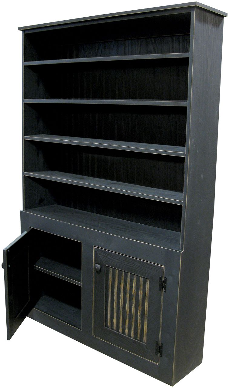 Display Hutch 4' Wide