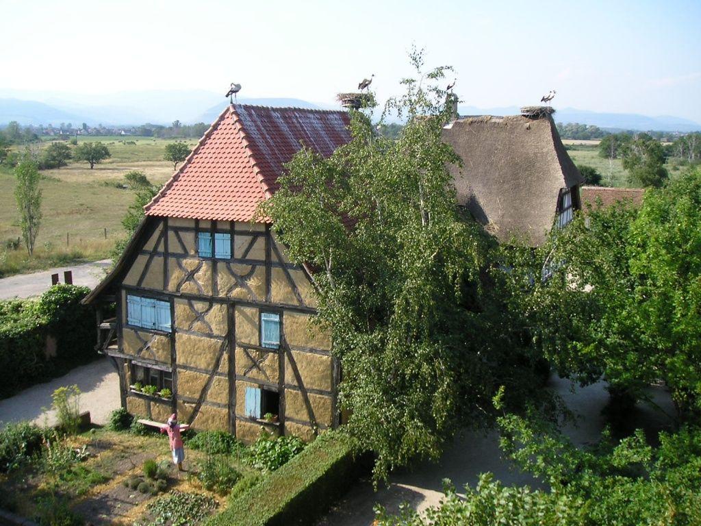Photo Maison Alsacienne, Photos de France