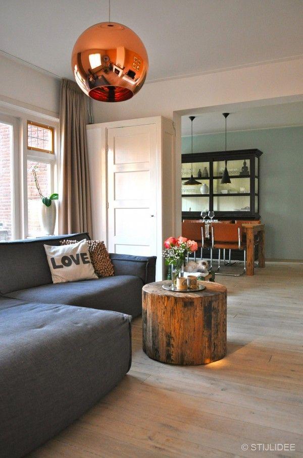 Woonkamer hek home gt vakantiewoningen duinroos breskens verhuurcentrum - Kleur verf moderne woonkamer ...