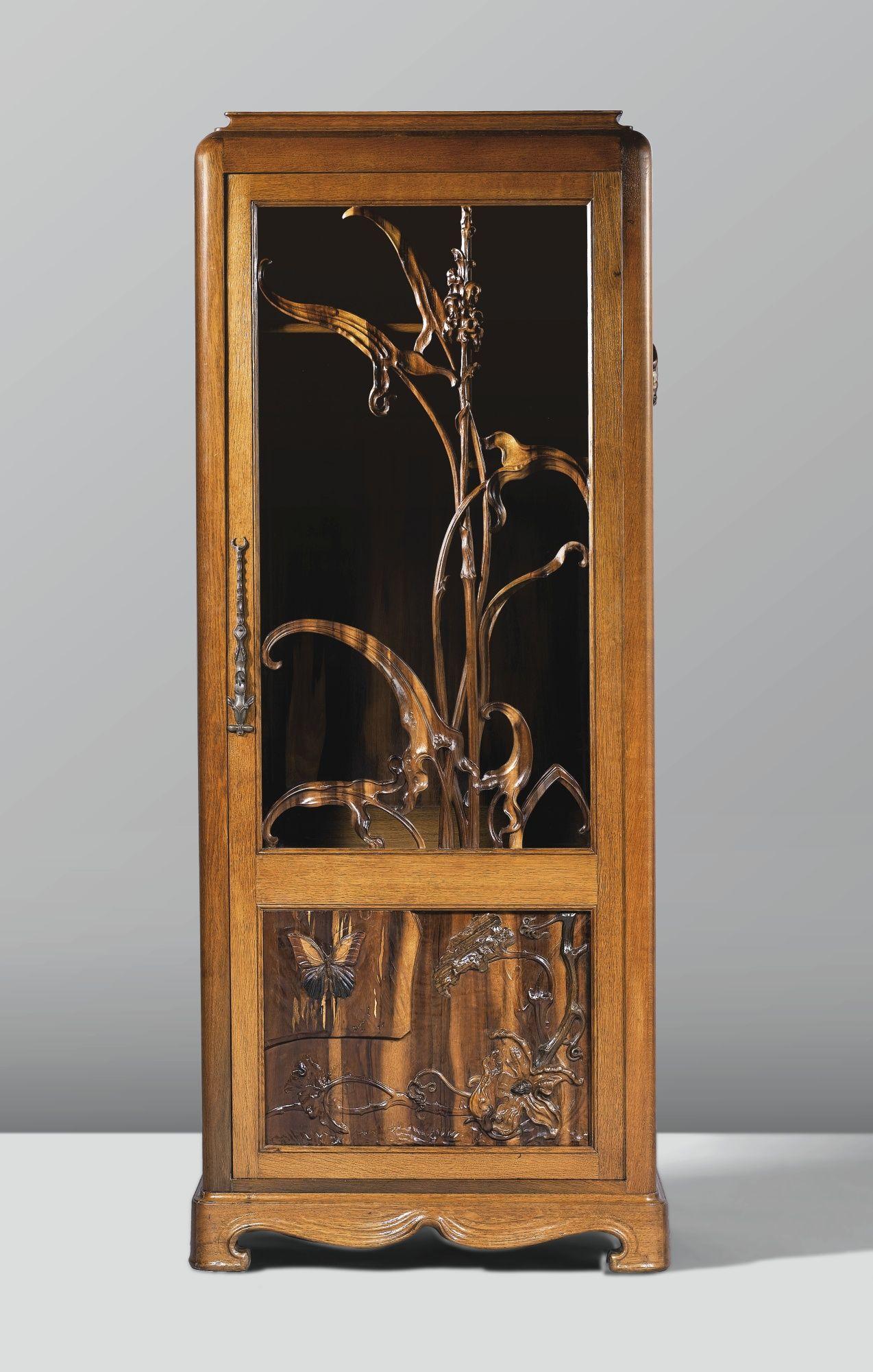Emile gall lot sotheby 39 s decoraci n pinterest for Decoracion art nouveau