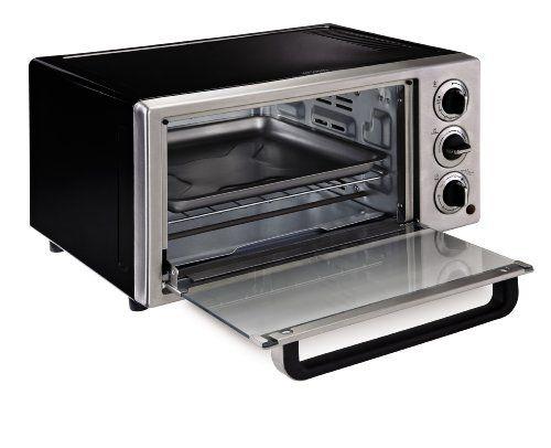 Oster Tssttvf815 6 Slice Toaster Oven Oster Http Www Amazon Com Dp B007p6h208 Ref Cm Sw R Pi Dp W1dvvb1rx1xvd Toaster Oven Countertop Oven Toaster