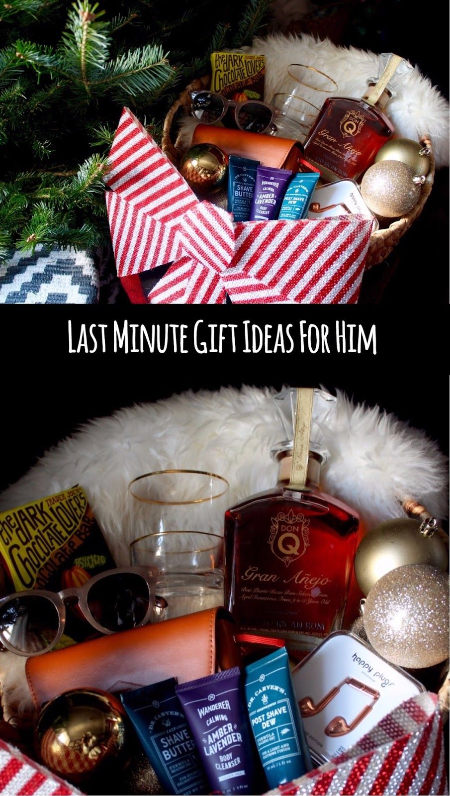 last minute gift ideas for him | pinterest | basket ideas, cheap