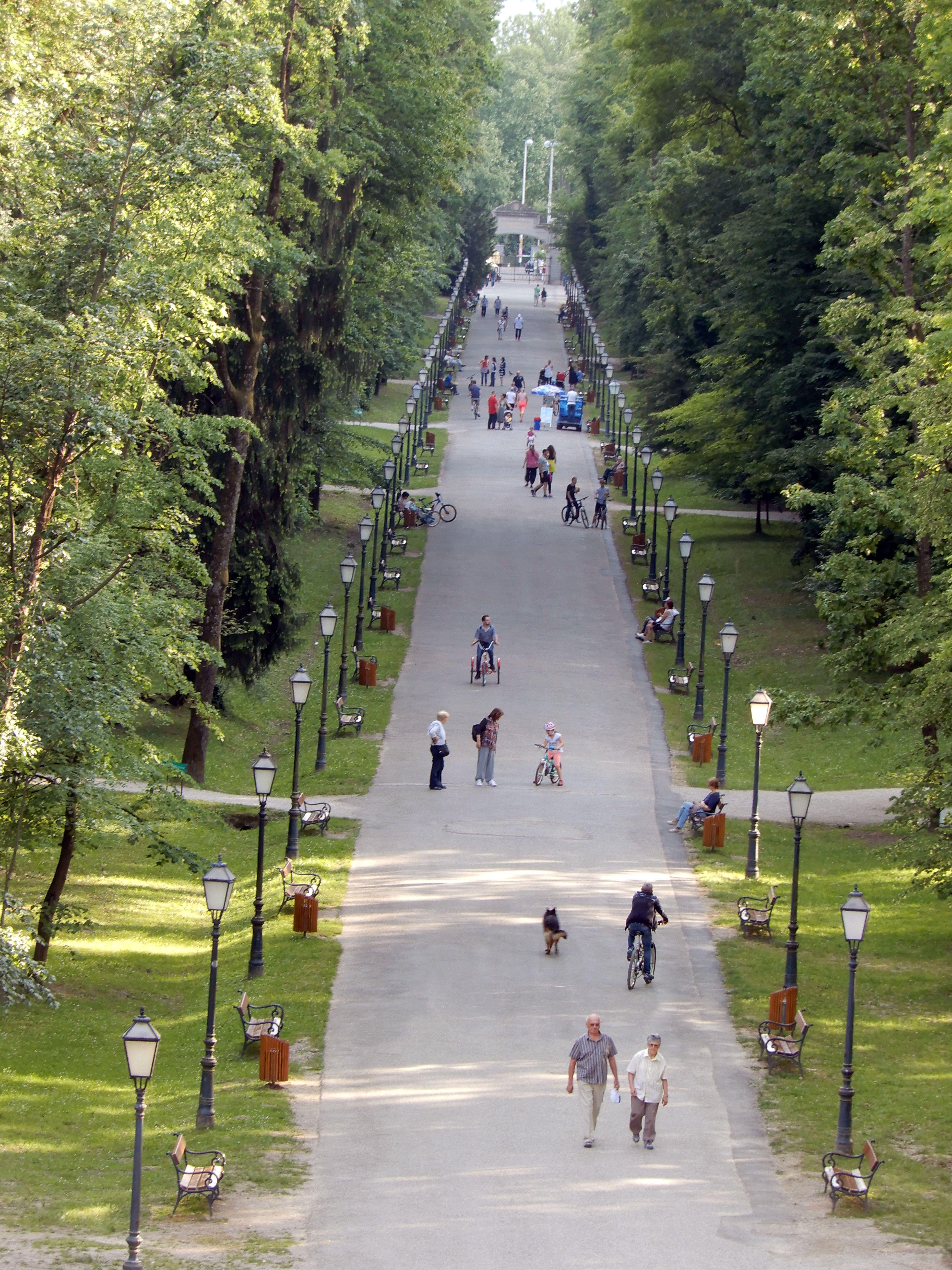 Maksimir Park Zagreb Croatia Croatia Places To Visit Zagreb