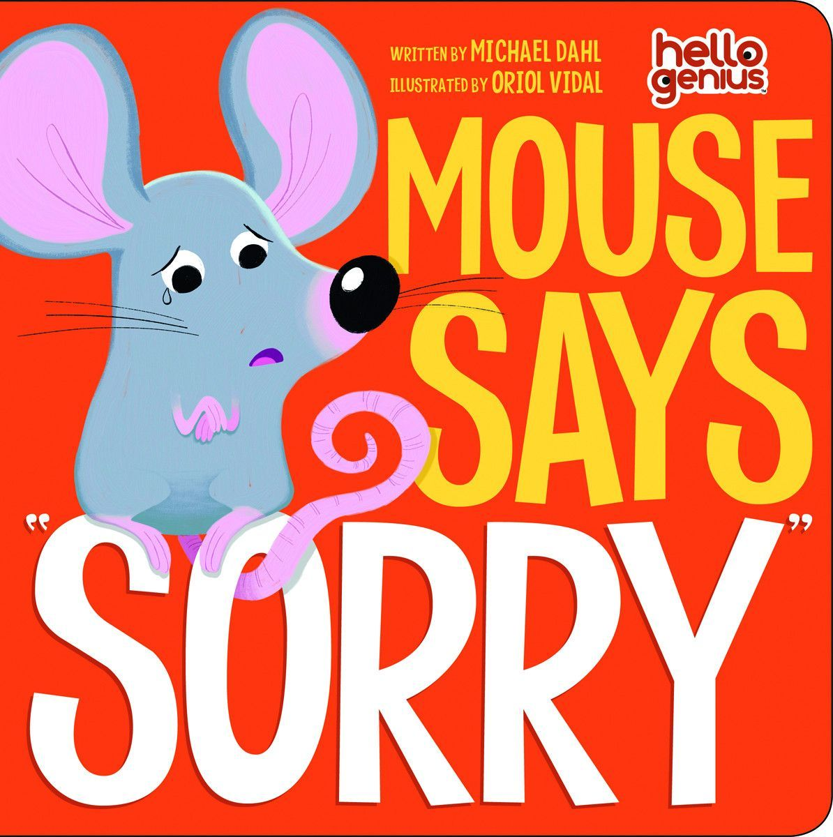 Image result for mouse says sorry story