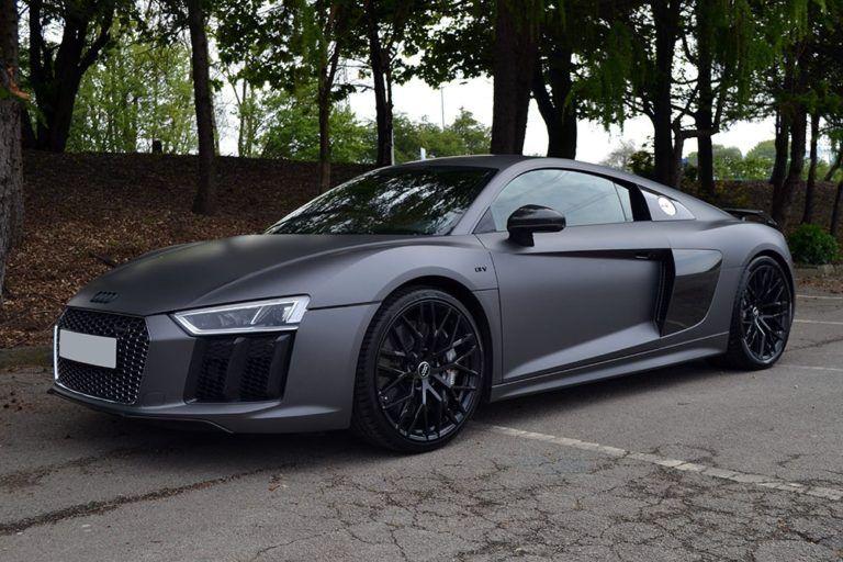 Audi R8 In 2020 Luxury Cars Audi Black Audi Dream Cars Audi