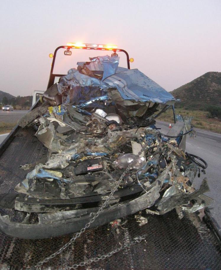 a very bad car accident in la source httpwwwdavidazizipersonalinjury