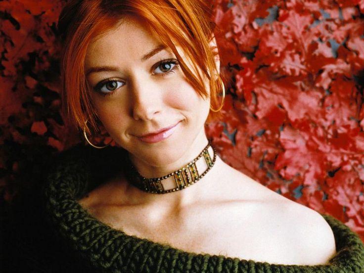 Hot lesbian redhead