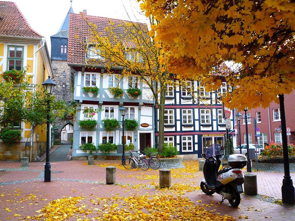 Hildesheim Niedersachsen Bilder Reisen Deutschland Deutschland