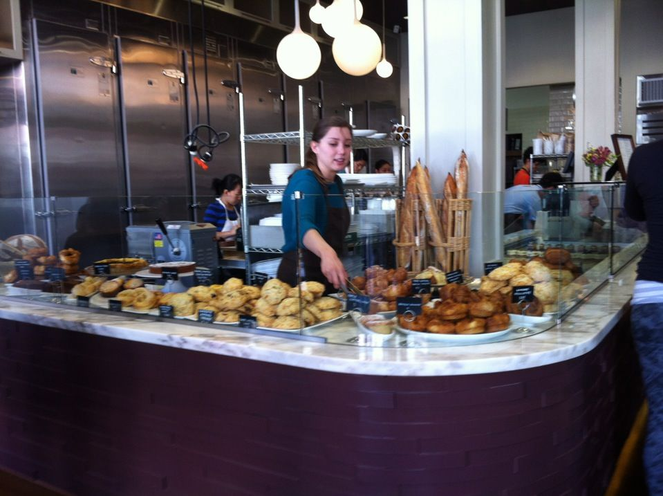 B. Patisserie, San Francisco, CA. Belinda Leong's Pacific Heights pastry shop perfects the