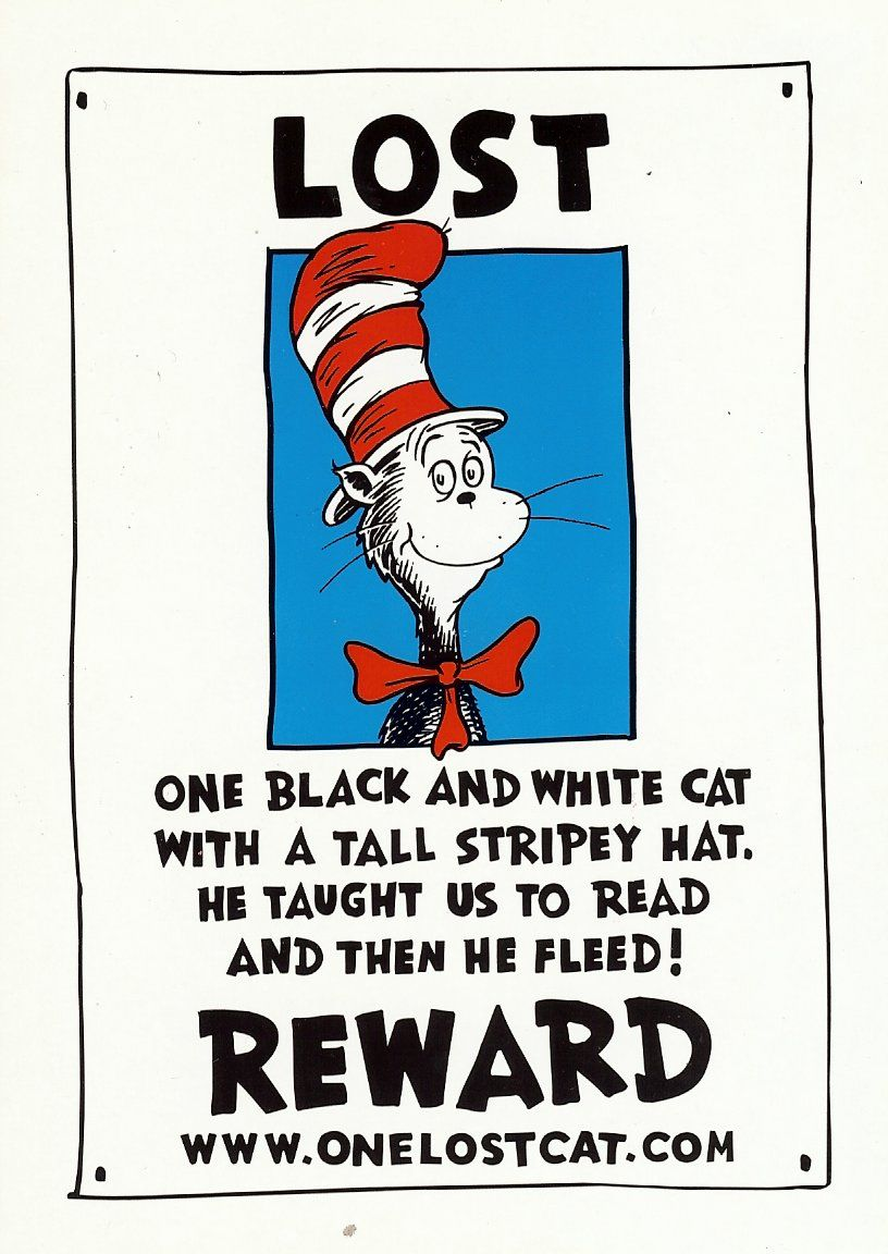 Posts About Dr Seuss On Pics And Posts Hat Quotes Cat In The Hat Quotes Seuss Quotes