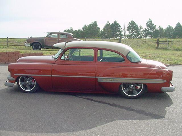 1954 Chevrolet | 1953 / 54 Chevrolet | Pinterest | Chevrolet, Cars