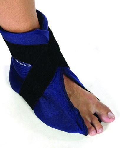 Elasto Gel Foot Ankle Hot Cold Therapy Cold Therapy Hot