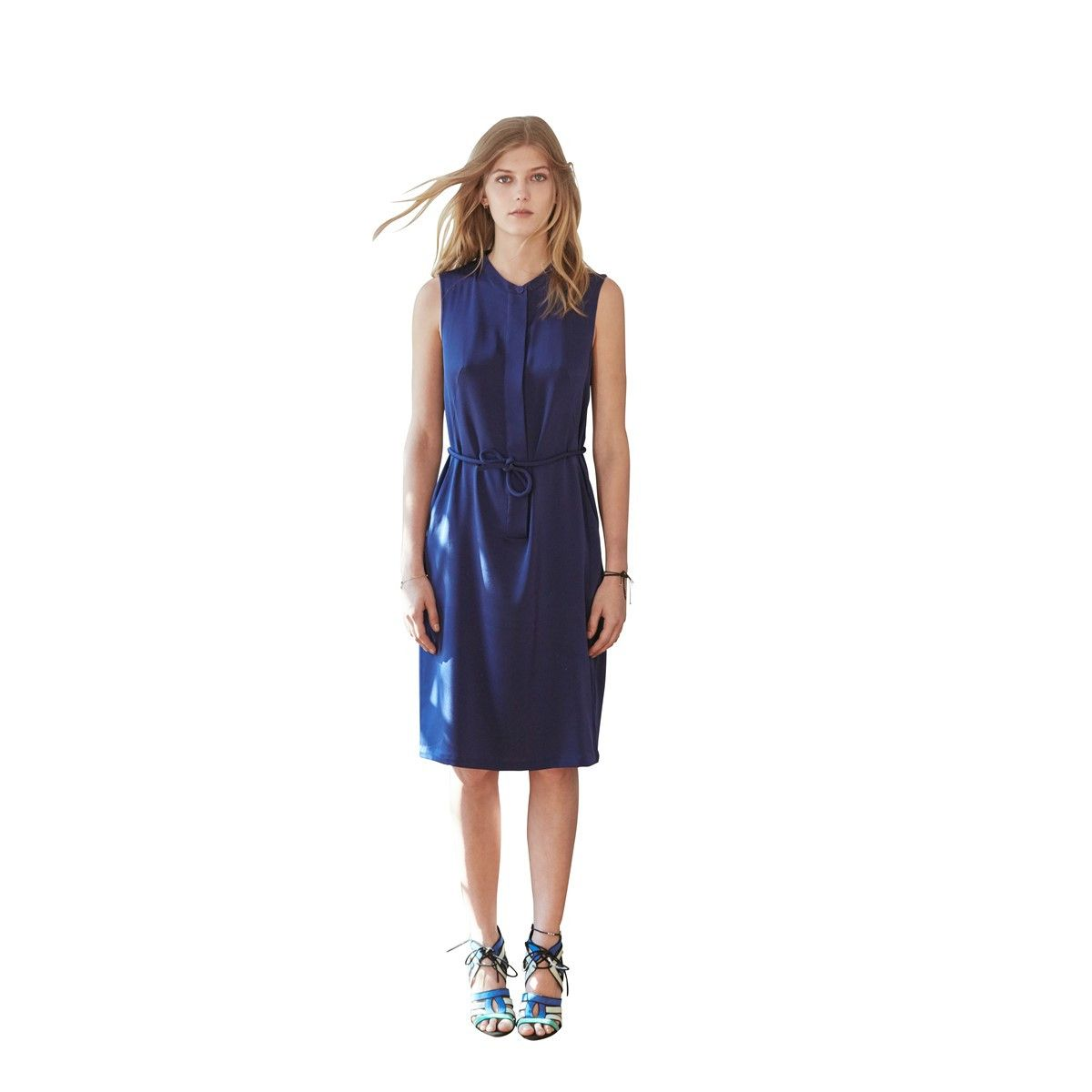 We've just added to store Blue silk Dress C.... Find it here http://kreateurs.com/products/blue-silk-dress-carmina-sunday-life?utm_campaign=social_autopilot&utm_source=pin&utm_medium=pin #ethical #ecofashion #shop