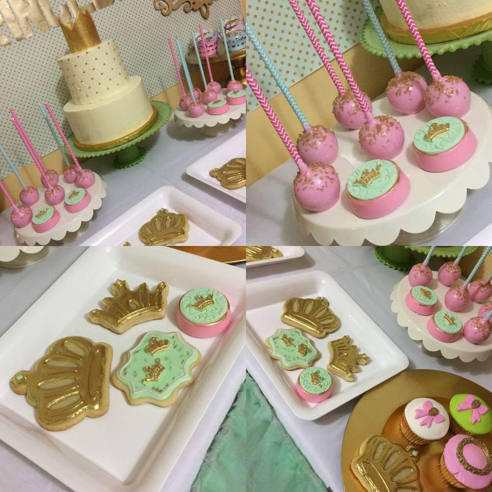 Prince Or Princess Gender Reveal Party Ideas
