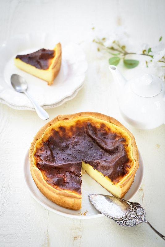 Flan pâtissier astuces pour le réussir - Un déjeuner de soleil