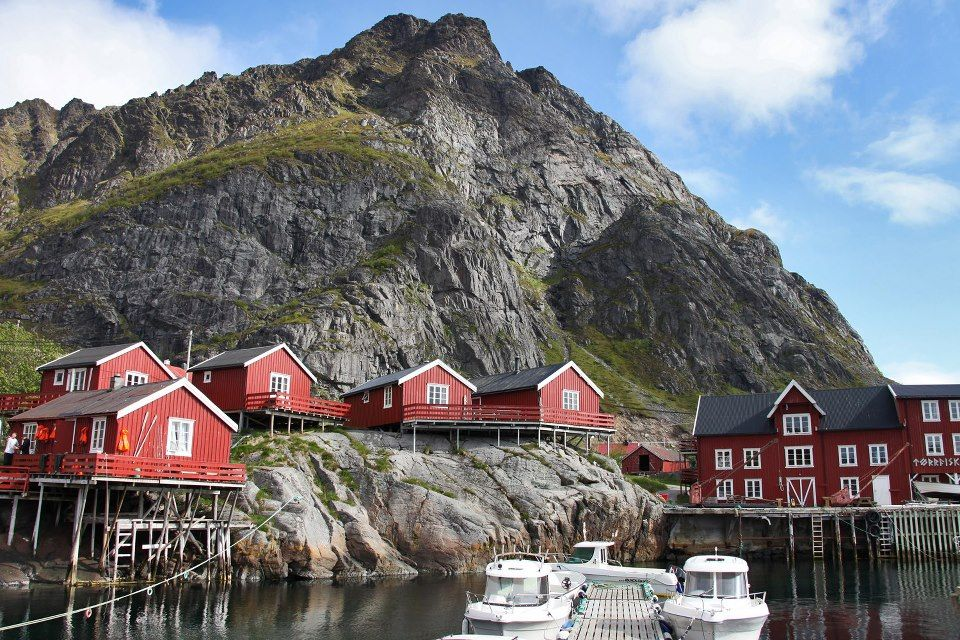 Fishermen's Cabins are to Northern Norway what vineyards are to Tuscany and casinos are to Las Vegas...they're a cultural institution, and a must-do for visitors to the region! Learn more: http://ow.ly/dNkNR
