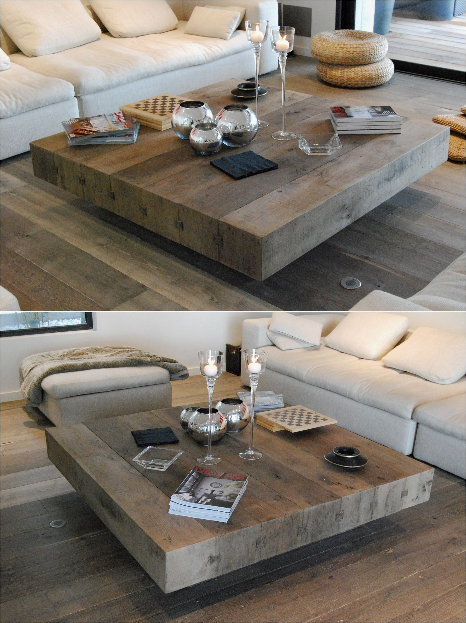 Easy Diy Coffee Table Square Wooden Coffee Table Large Square Coffee Table Coffee Table Wood [ 2145 x 1602 Pixel ]