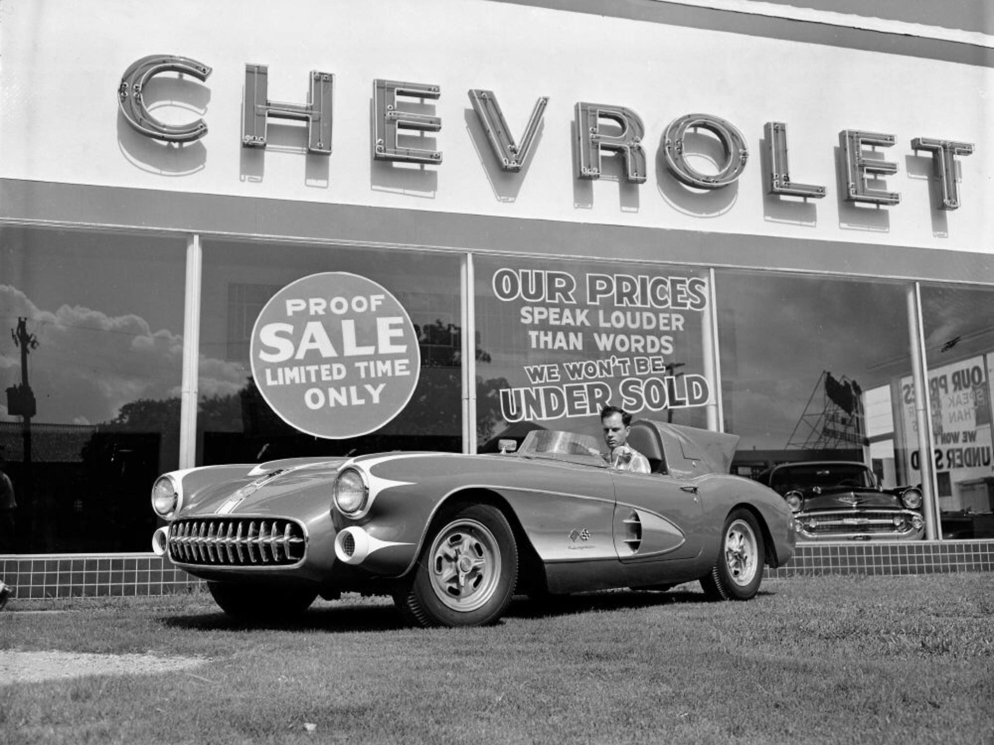 Knapp Chevrolet Dealership Houston Texas Corvette Chevrolet Dealership Vintage Corvette