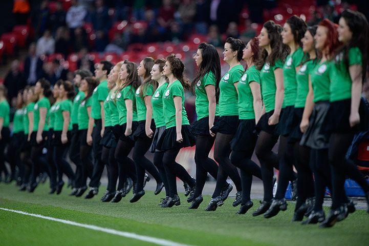 England vs. Republic of Ireland, Wembley, 28.05.2013 | The Guardian