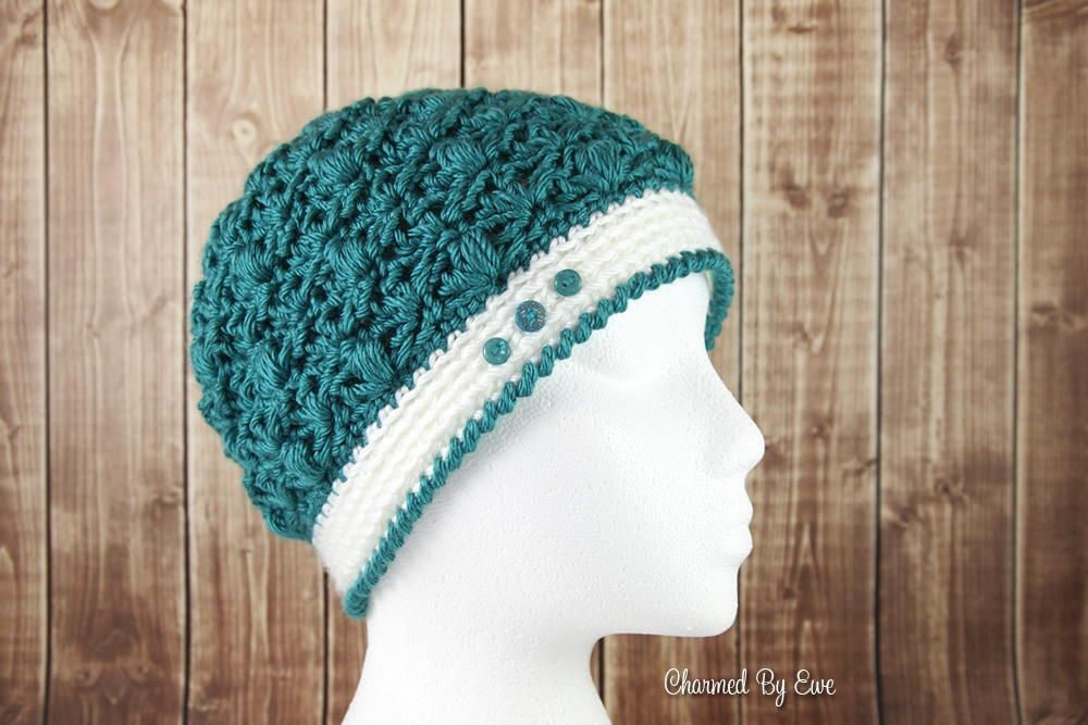 Celestial Hat | Crochet | Pinterest | Schal häkeln, Mütze und Schals