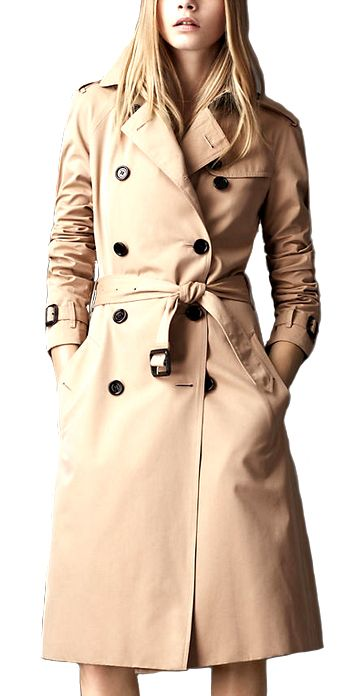 ab31fe49e61 The Burberry trench coat Laurie Jennings covets