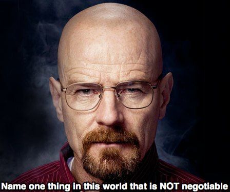 Breaking Bad - Walter White quote