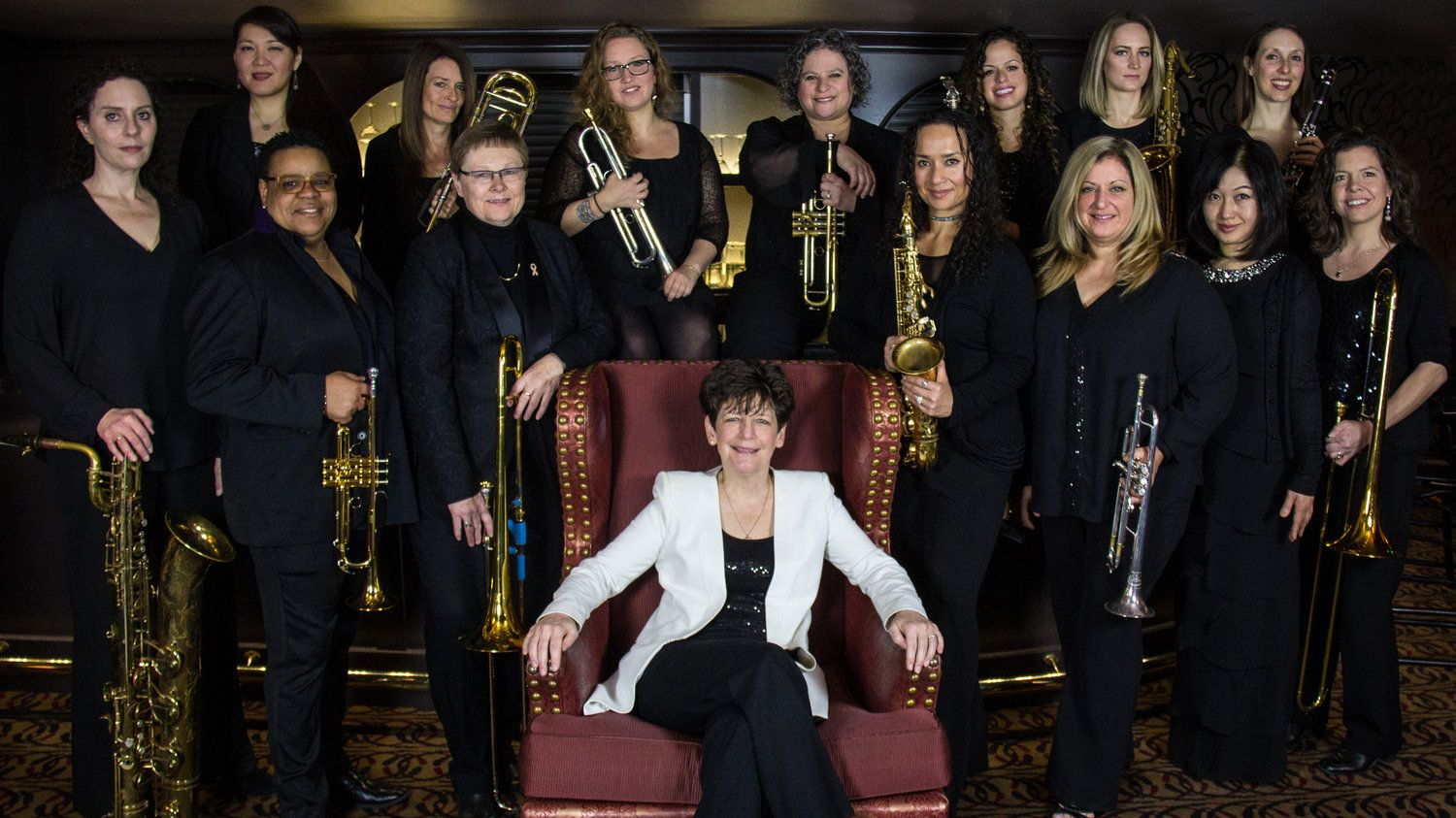 No Man S Band All Female Jazz Orchestras Then And Now