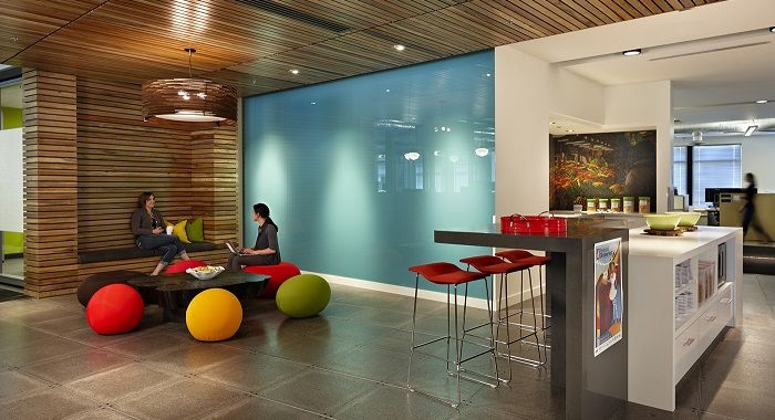 The office of the future best spaces pinterest for Office design of the future