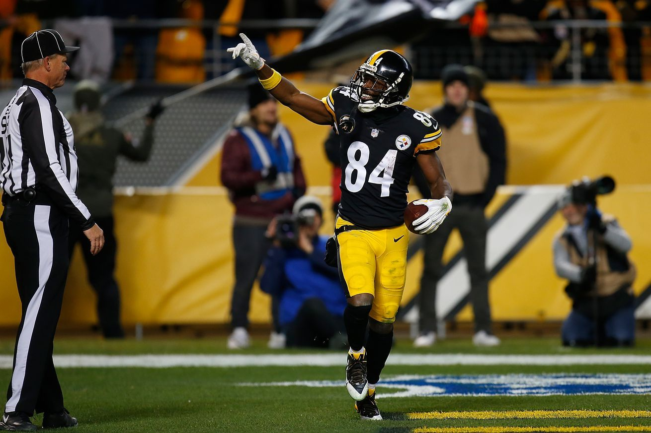 We Ll Be Answering Your Fantasy Football Questions Until 1 00 P M Et It S Time To Finalize Your Week 13 Lineups Fantasy Football Fantasy Football Advice Antonio Brown