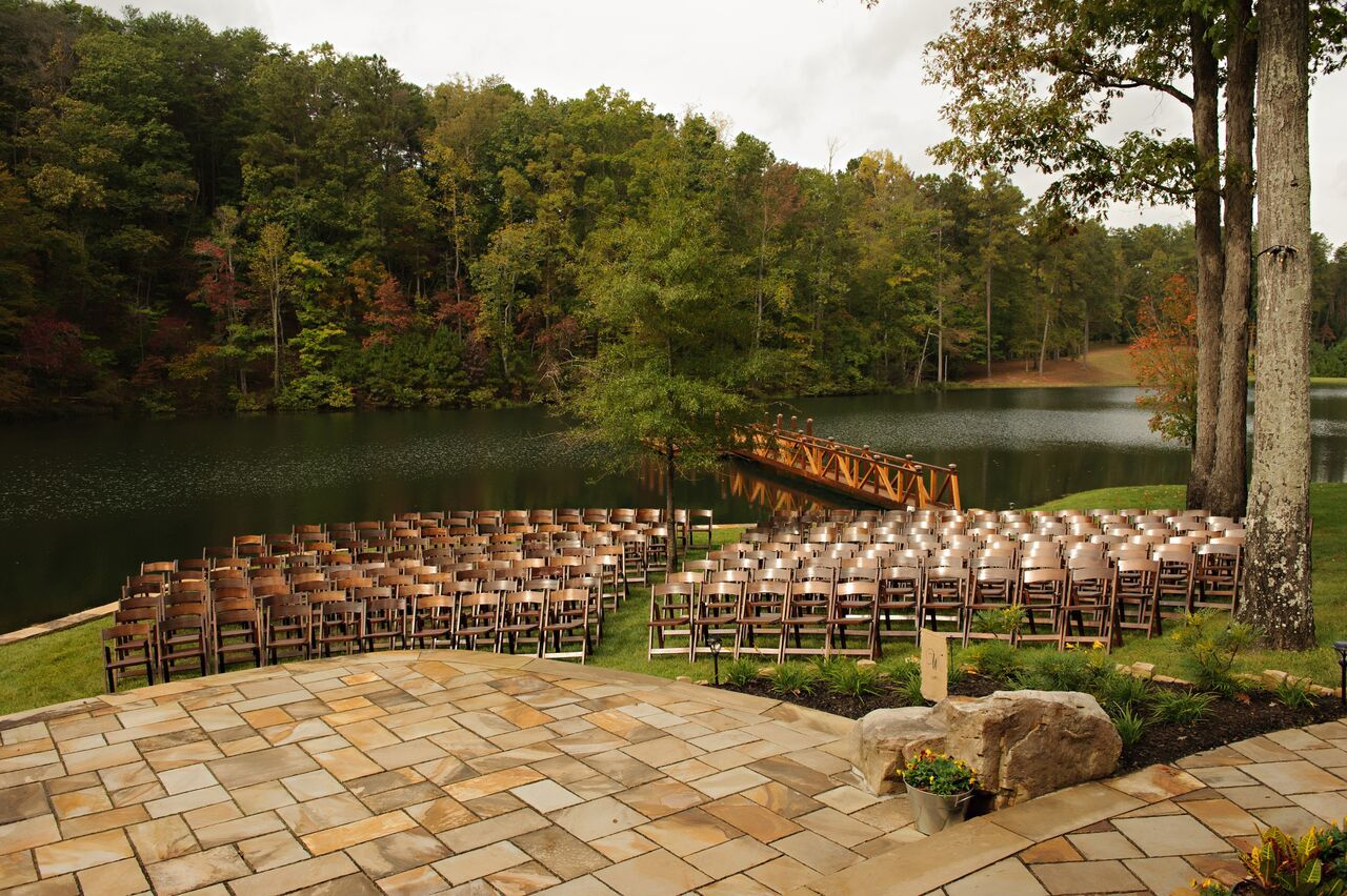 The Venue - In The Woods Events. Rockmart, GA