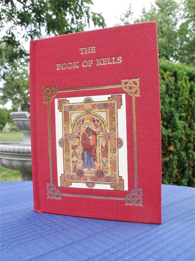 The Book of Kells', by B  Mackworth-Praed, circa 1993  First Edition