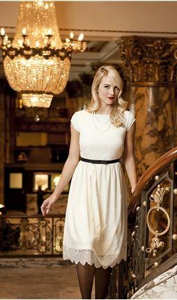 'Confidential' dress, amazing
