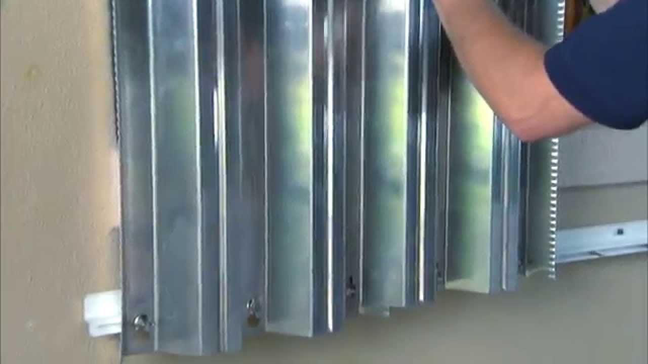 Hurricane Preparedness Metal Storm Shutter Installation Hurricane Panels Hurricane Shutters Shutter Installation